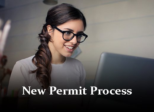 New Permit Software