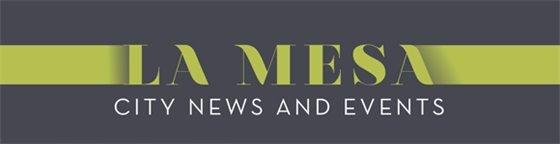 La Mesa Newsletter