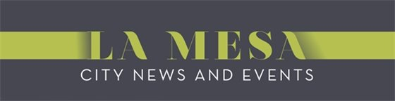 La Mesa City News and Events