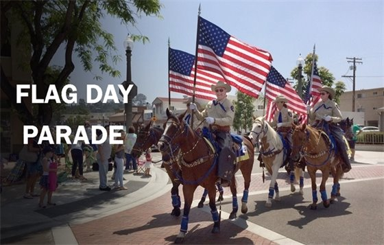 Flag Day Parade