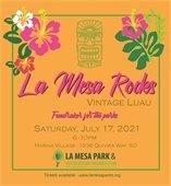 Flyer La Mesa Rocks