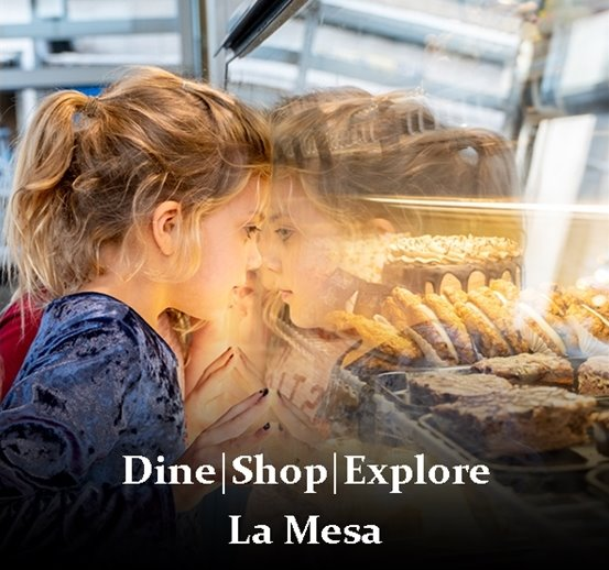 Dine Shop Explore La Mesa