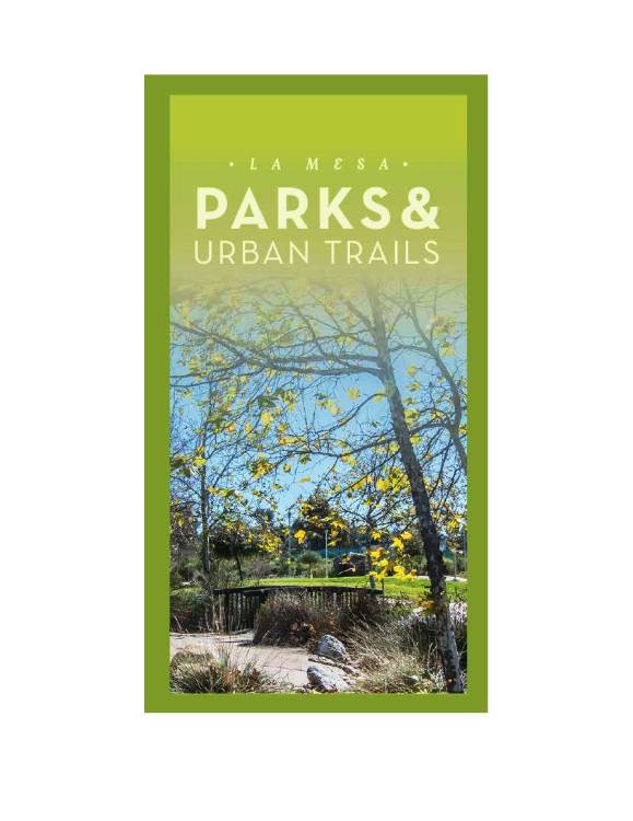 Park map cover