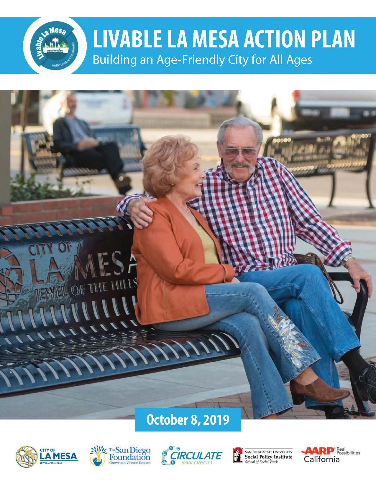 LLM Age-Friendly Action Plan cover