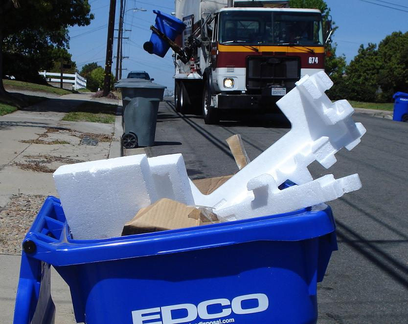 Styrofoam Recycling