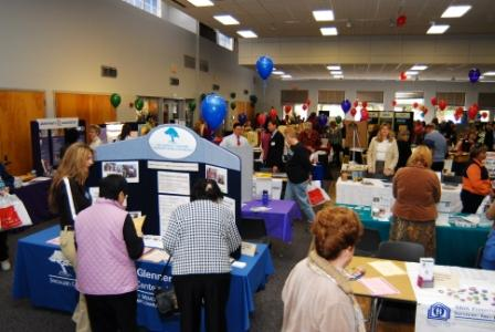 Expo at Community Center