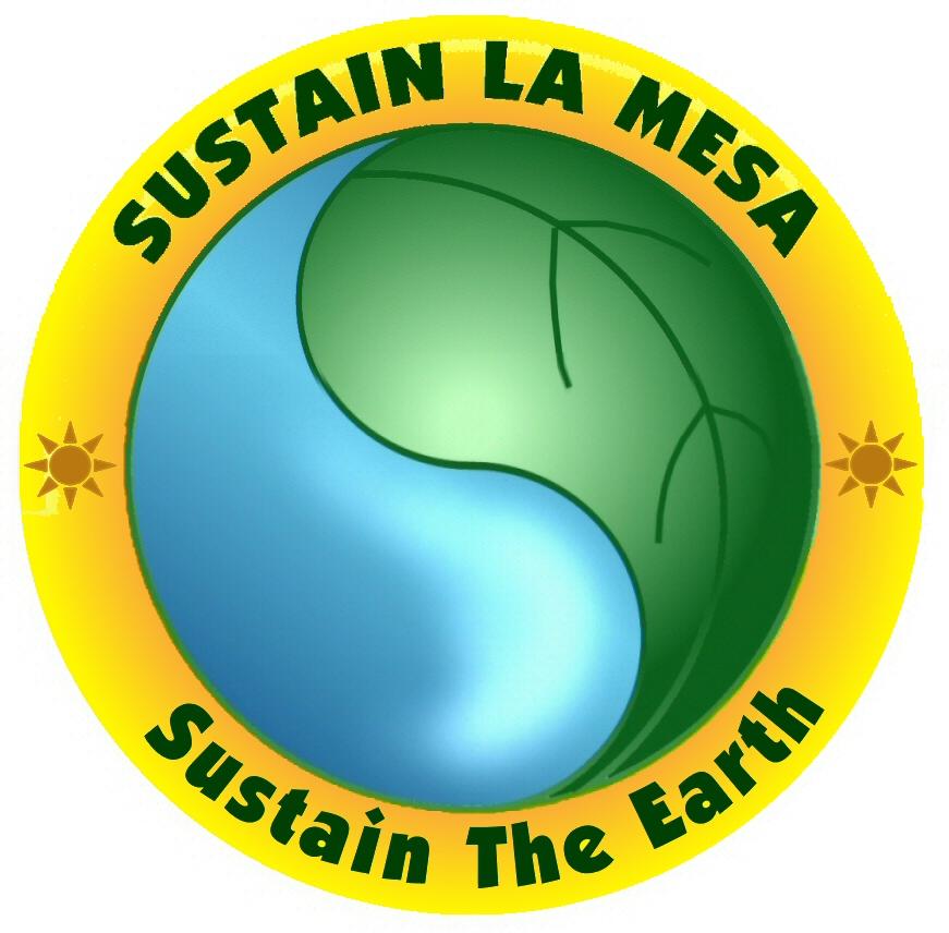 Sustain La Mesa Logo