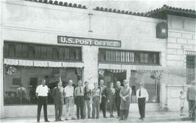 La Mesa Post Office