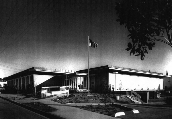 Old La Mesa PD Station