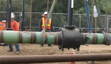 SDGE Pipeline Project