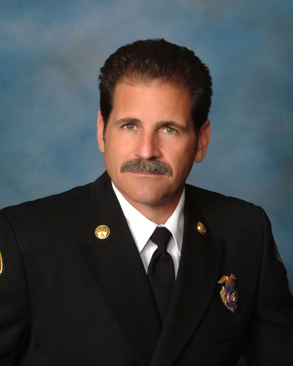 Rick Sitta, Fire Chief, Heartland Fire and Rescue