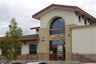 La Mesa Library