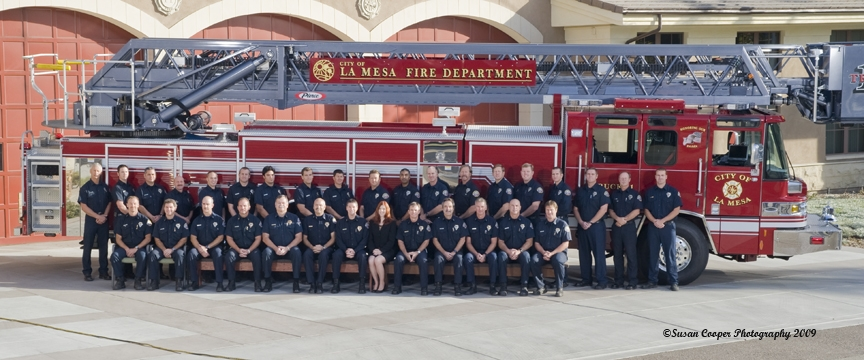 La Mesa Fire Department